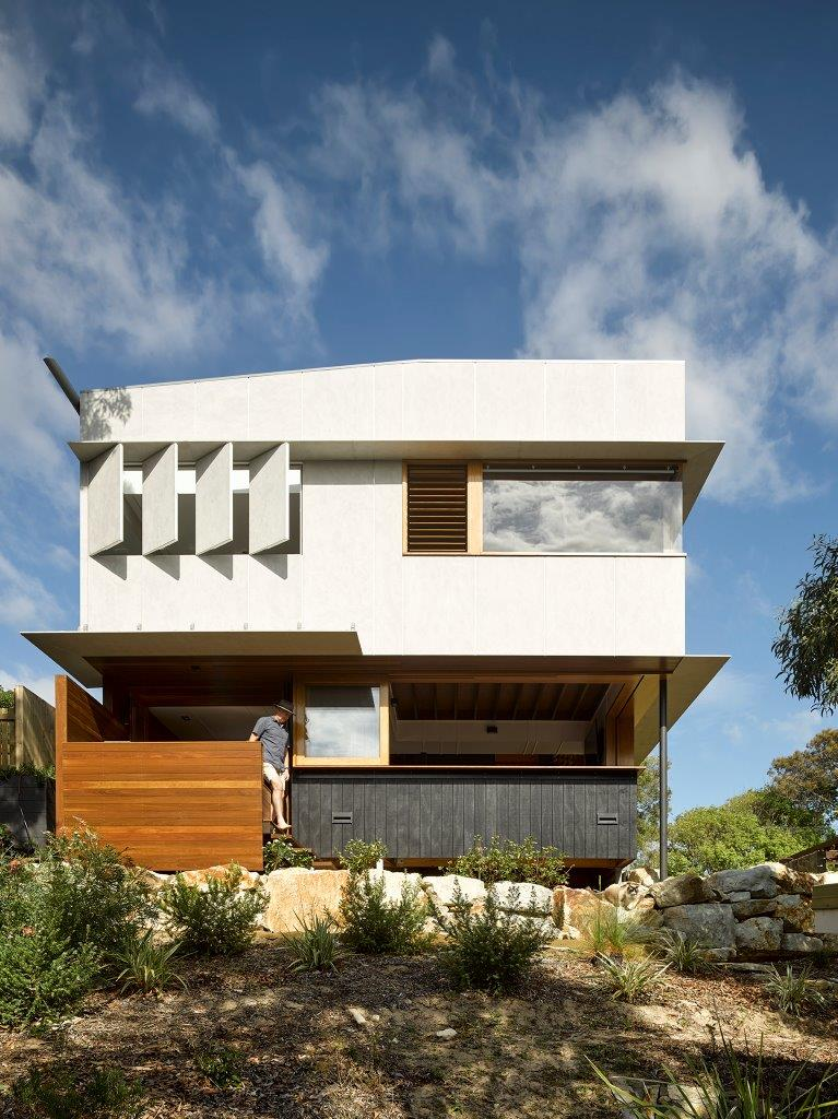 architect designed house