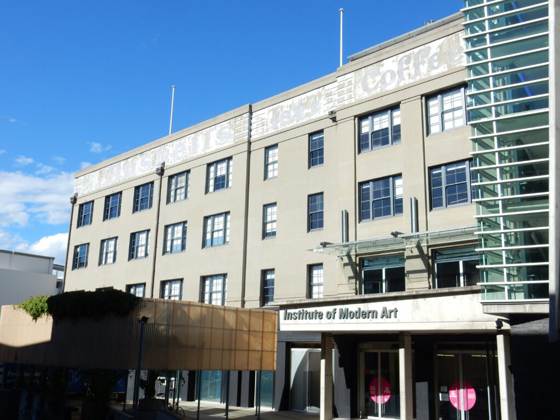 Institute of Modern Art building Fortitude Valley